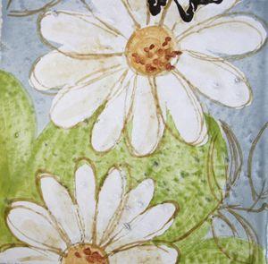 Carreau Décoré Nature Fleurs-2-4
