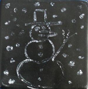 Tableau noir 2