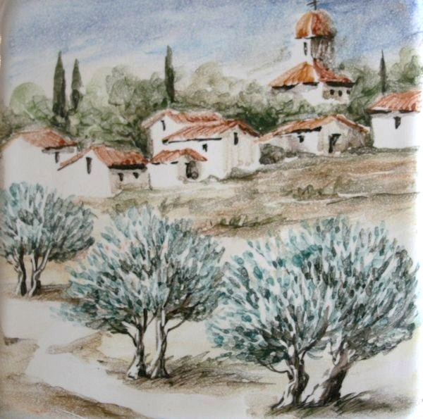 Paysage provençal 1