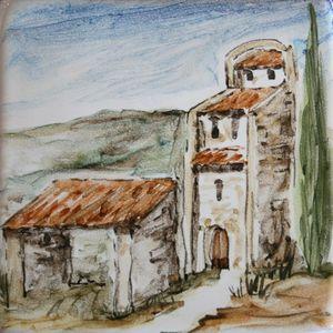 Paysage provençal 10