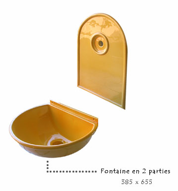 Fontaine 385 x 655