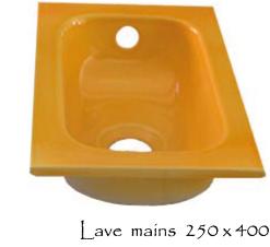 Lave mains 250 x 400